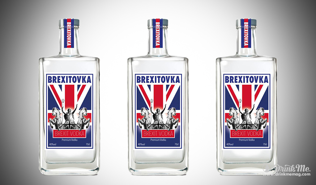 brexitovka drinkmemag.com drink me Top British Vodkas