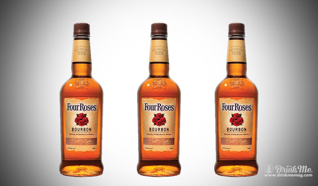 four roses drinkmemag.com drink me Top bourbons
