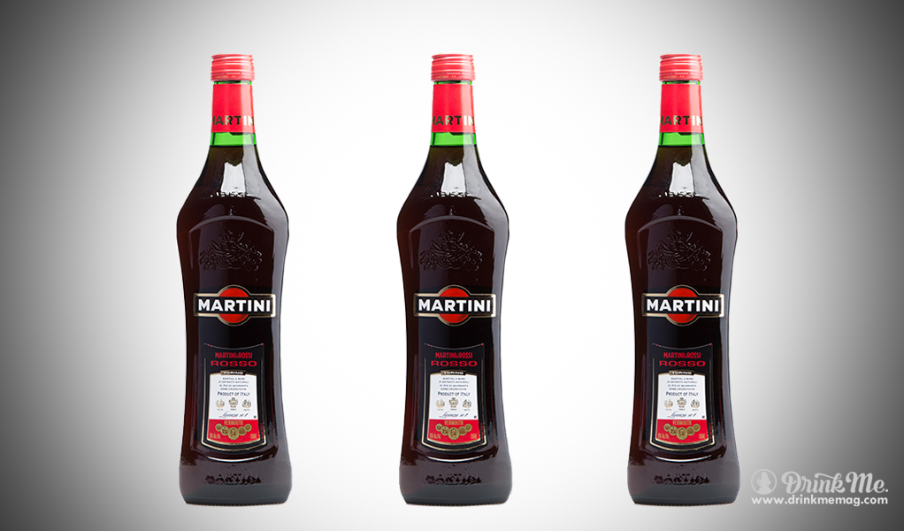 martini and rossi rosso drinkmemag.com drink me Top Vermouths
