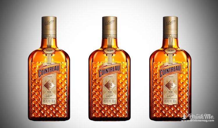 Cointreau drinkmemag.com drink me Cointreau Limited Edition