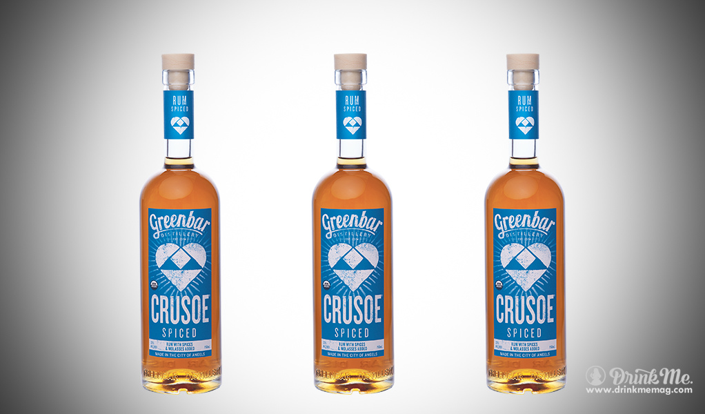 Crusoe Spiced Rum drinkmemag.com drink me Crusoe Spiced Rum Feature