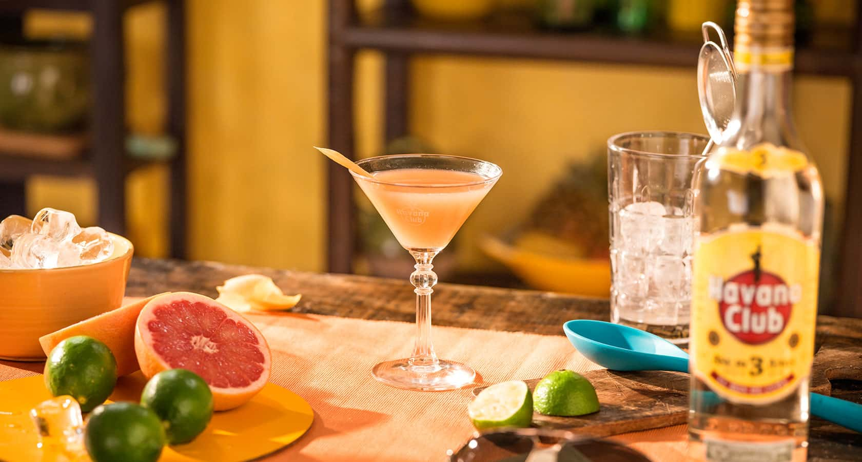 The Havana Club Boomerang - Drink Me