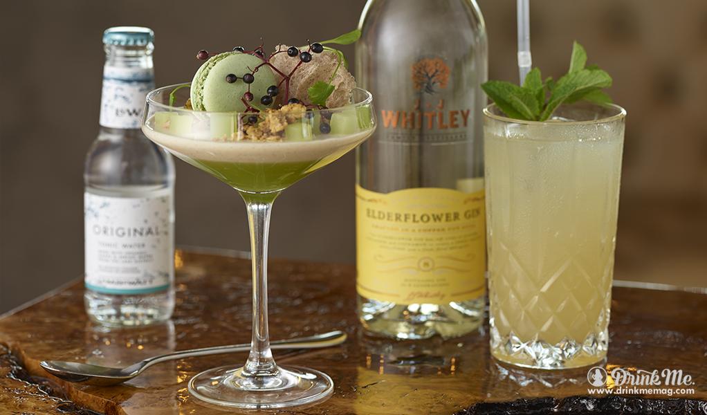 House Dessert drinkmemag.com drink me Gin REcipe Top List