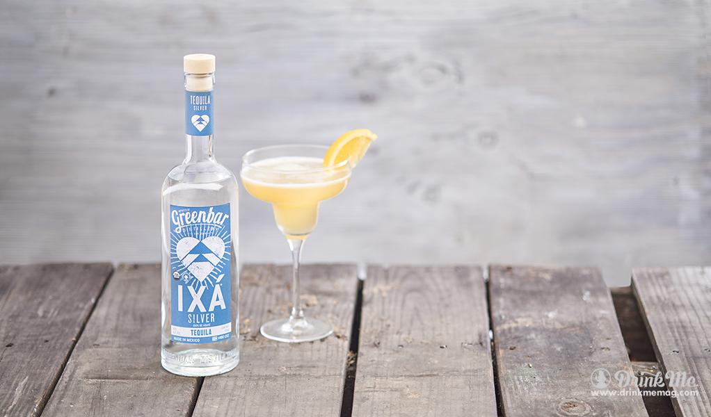IXA Silver Tequila drinkmemag.com drink me Greenbar Campaign