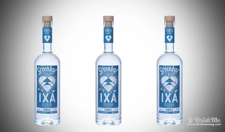 IXA SilverTequila drinkmemag.com drink me Greenbar Distillery Campaign