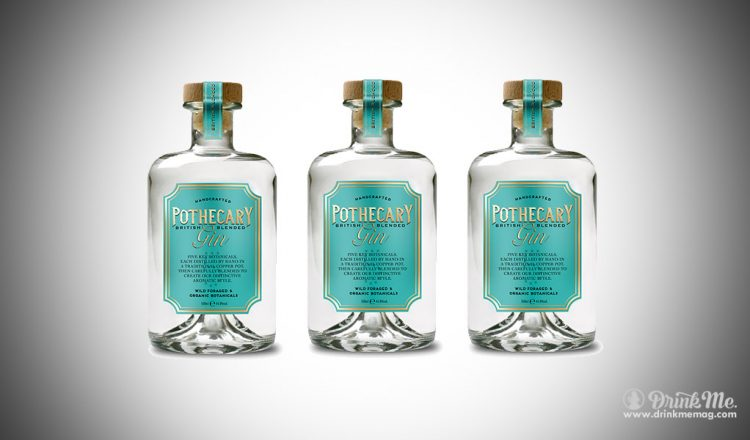 Pothecary gin drinkmemag.com drink me