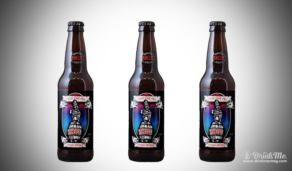 Rogue Dead Guy Ale drinkmemag.com drink me Halloween Beer
