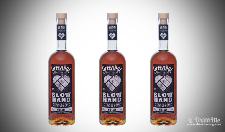 Slowhand Six Woods Cask Whiskey drinkmemag.com drink me SLOWHAND Six Woods Cask Whiskey Feature