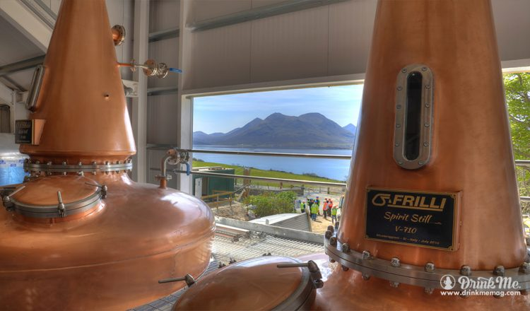 The Stills - credit PHILLIP THORNTON drinkmemag.com drink me Isle of Raasay Distillery