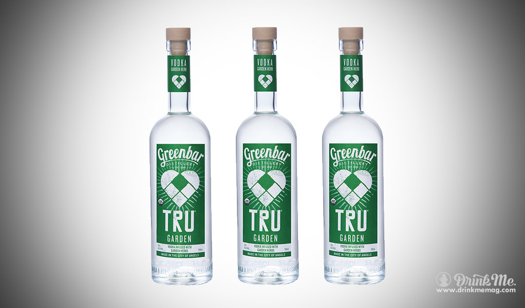 Tru Garden Vodka drinkmemag.com drink me