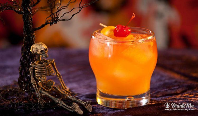 Zombie drinkmemag.com drink me 5 Classic Halloween Cocktails