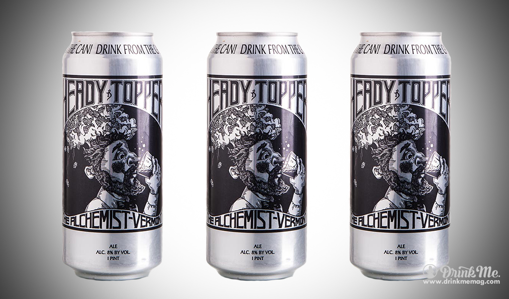 heady topper drinkmemag.com drink me Top IPA