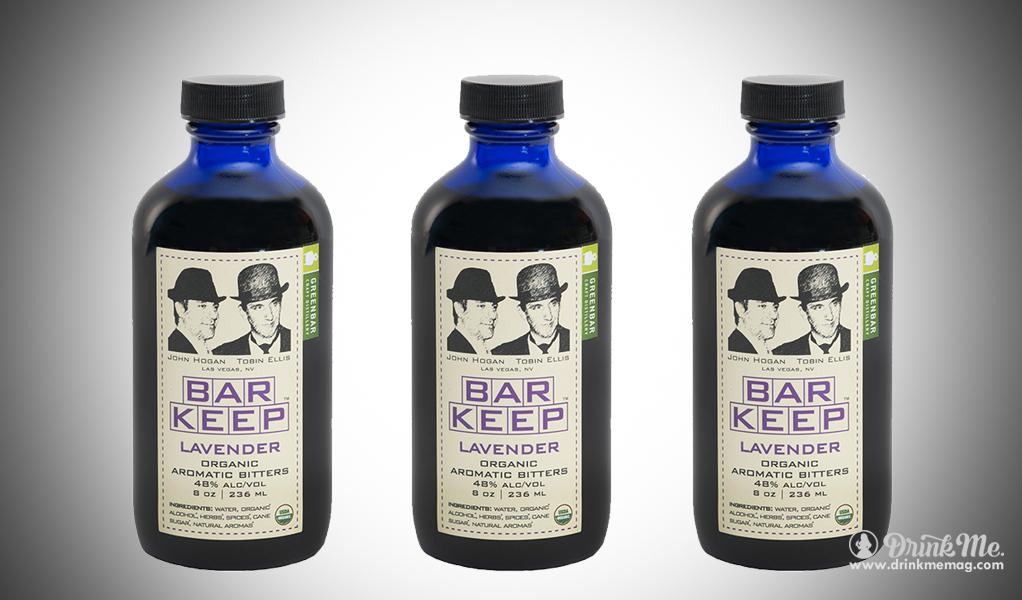 BARKEEP Lavender bitters drinkmemag.com drink me Greenbar Distillery