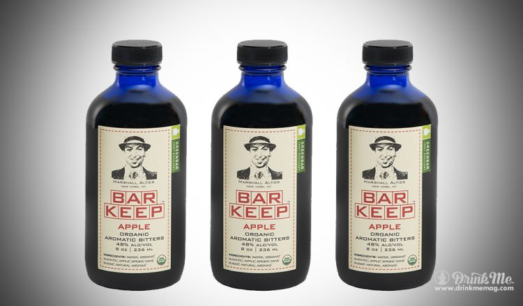 Bar Keep Apple Bitters drinkmemag.com drink me Greenbar Distillery Campaign