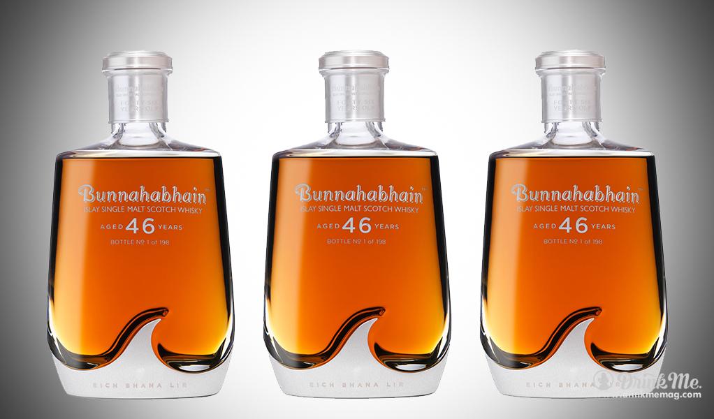 Bunnahabhain 46 year drinkmemag.com drink me Bunnahabhain 46 year