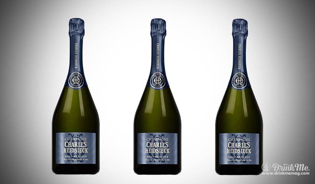 Charles Heidsieck drinkmemag.com drink me Thanksgiving Wine