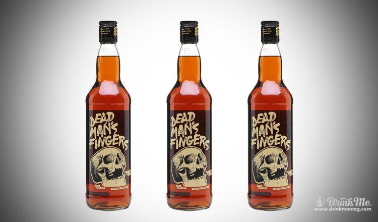 Dead Man's Fingers Spiced Rum drinkmemag.com drink me Dead Man's Fingers