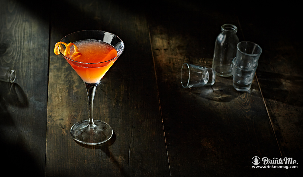 Gentleman's Agreement drinkmemag.com drink me Jack Daniel's Winter Campaign