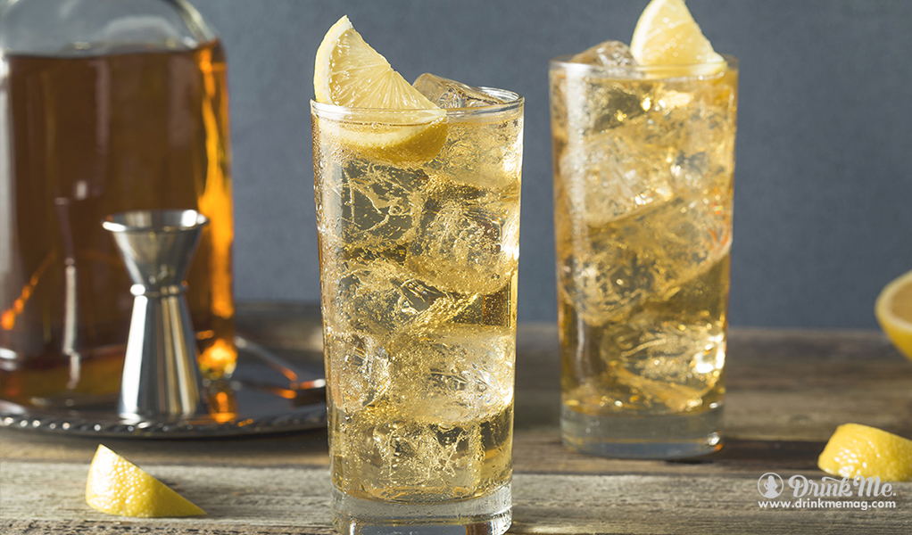 Gentleman's Tee drinkmemag.com drink me Jack Daniels Winter Campaign
