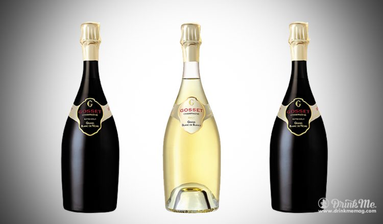 Gosset Champagne drinkmemag.com drink me Gosset Champagne
