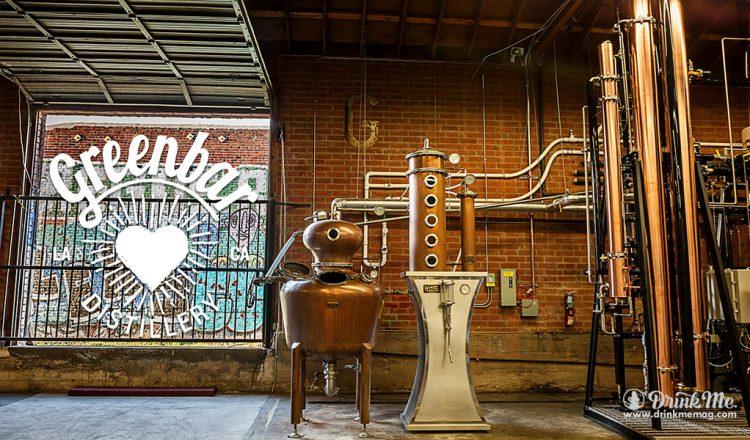 Greenbar Distillery drinkmemag.com drink me Greenbar Distillery