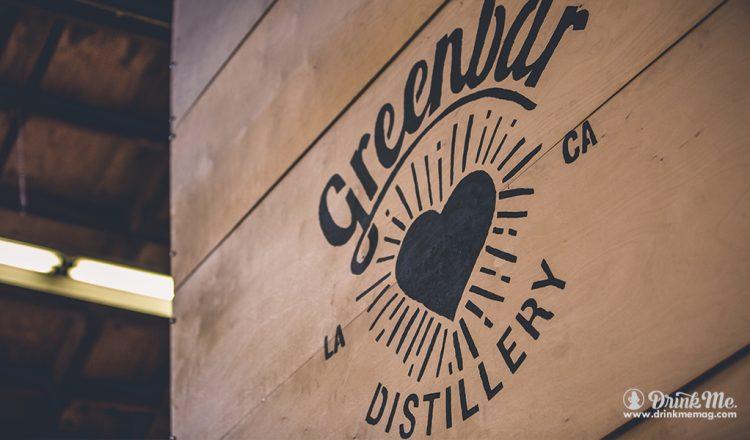 Greenbar Distillery drinkmemag.com drink me Greenbar Distillery Campaign