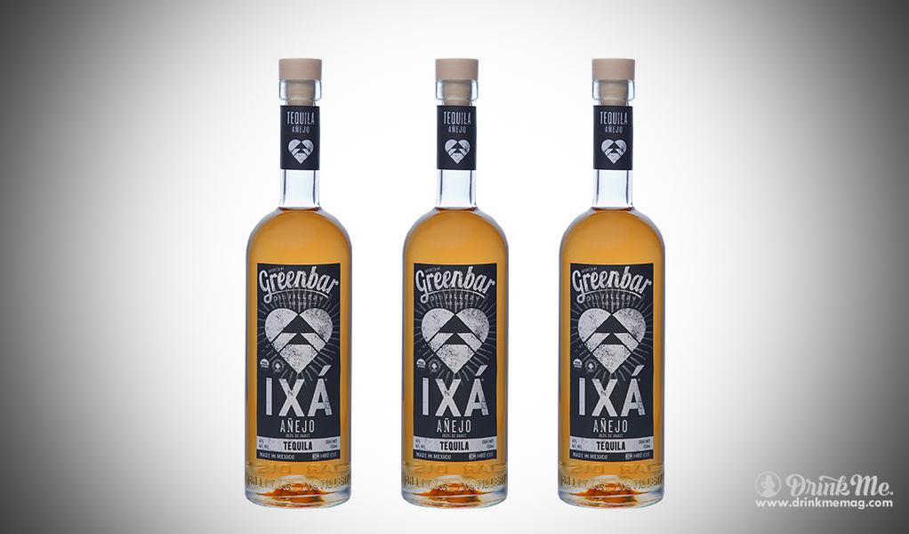 Ixa Anejo Tequila drinkmemag.com drink me Greenbar Distillery Campaign
