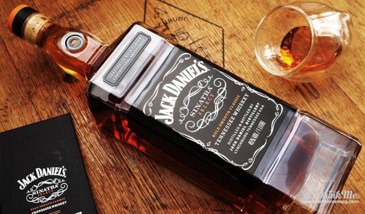 Jack Daniel´s Sinatra Select drinkmemag.com drink me Jack Daniel's Winter Campaign