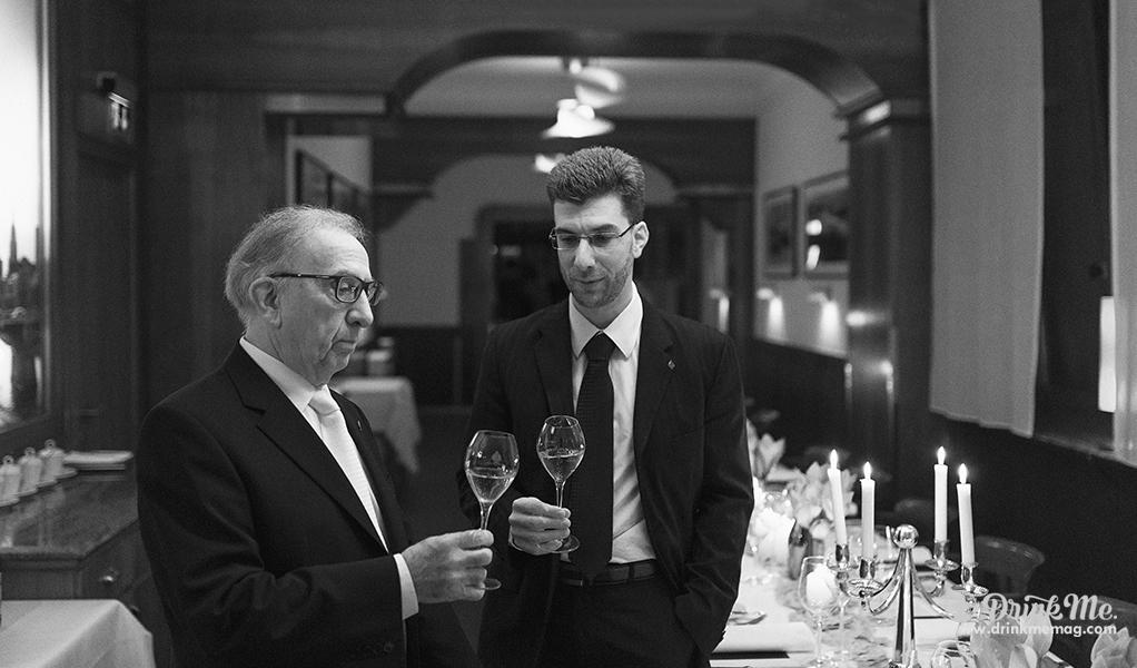 Jean-Jacques Cattier and Alexandre Cattier drinkmemag.com drink me Armand de Brignac Campaign