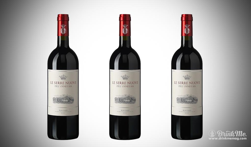 Le Serre Nuove drinkmemag.com drink me Thanksgiving Wine Pairings