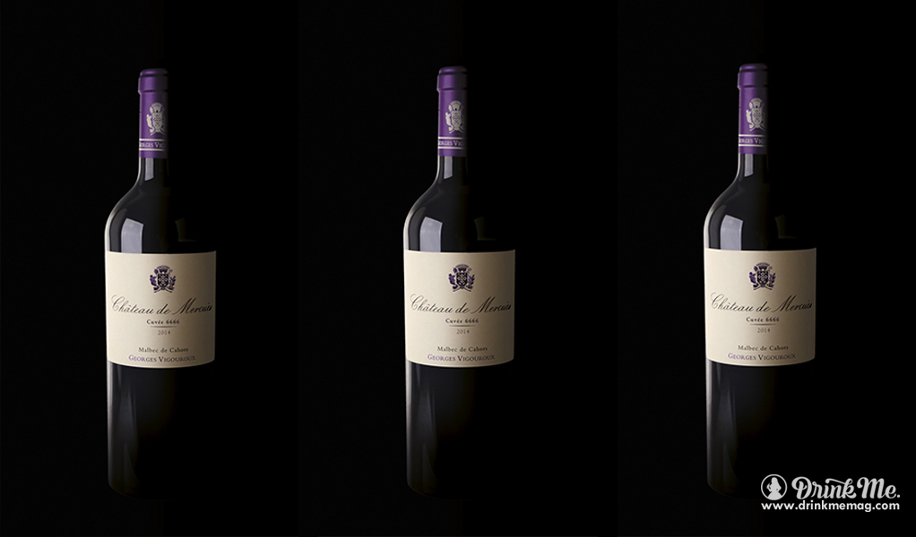 Malbec 6666 Chateau de mercues drinkmemag.com drink me Chateau de mercues