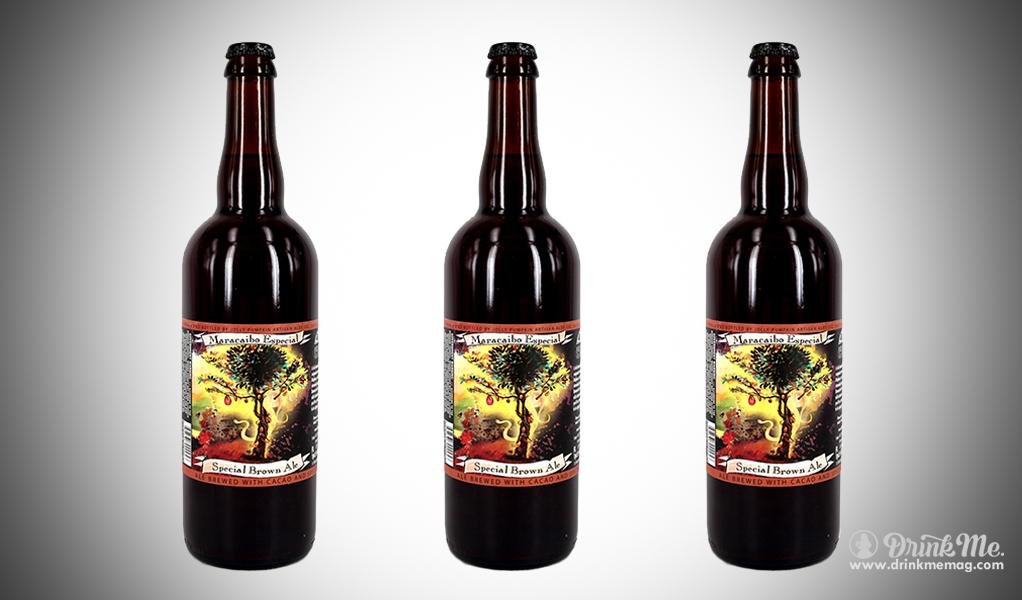 Maracaibo Especial drinkmemag.com drink me Top American Brown Ale