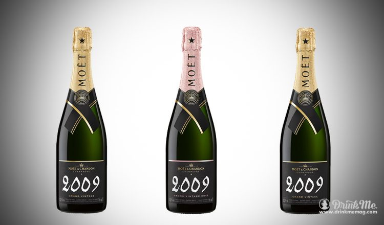 Moet & Chandon Grand Vintage 2009 drinkmemag.com drink me Moet & Chandon Grand Vintage 2009