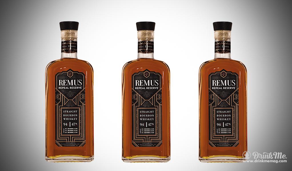 Remus Repeal Reserve drinkmemag.com drink me George Remus Bourbon
