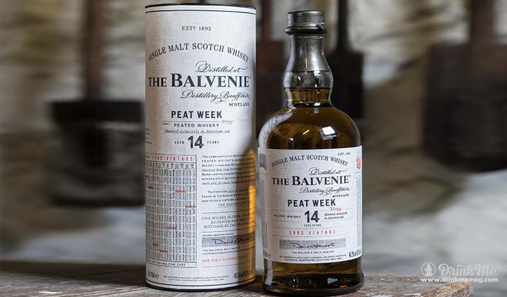 The Balvenie Peat Week drinkmemag.com drink me Balvenie Peat Week