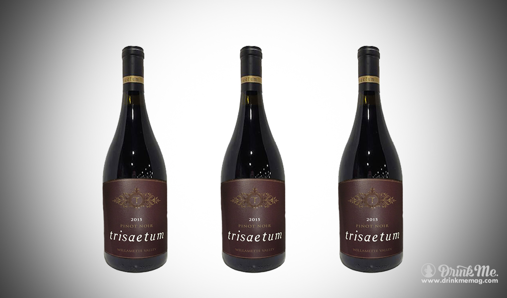 Trisaetum drinkmemag.com drink me Thanksgiving Wine Pairings