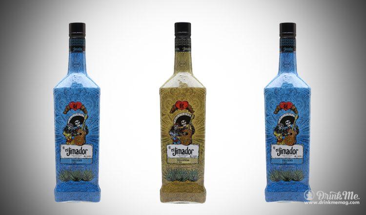 el Jimador DoD limited edition bottles drinkmemag.com drink me El Jimador Day of the Dead