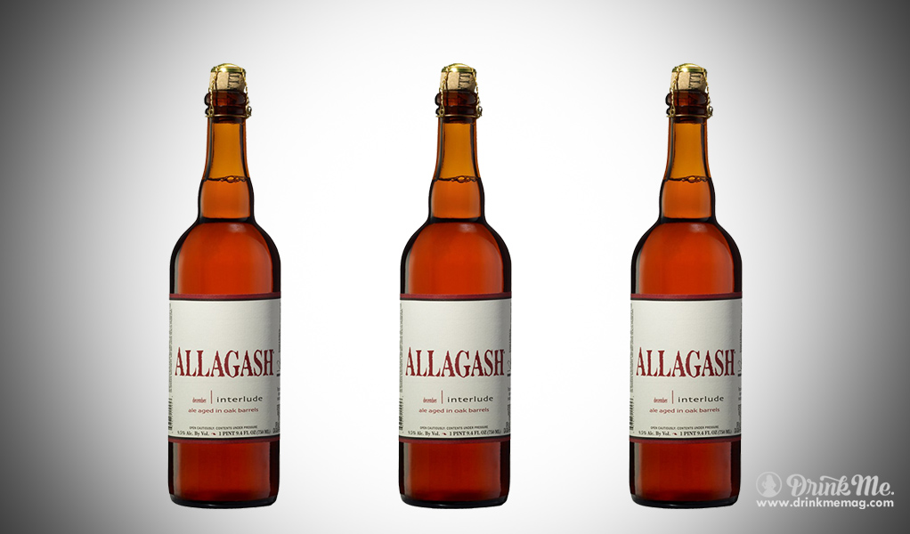 Allagash Interlude drinkmemag.com drink me Top 5 Beers to Crack Open on New Year