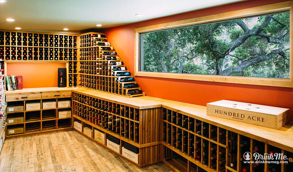 Cellar image 1 drinkmemag.com drink me The Wine Lover's New Year's Resolution