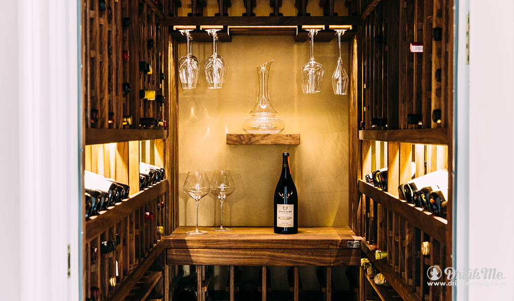 Cellar image 3 drinkmemag.com drink me The Wine Lover's New Year's Resolution