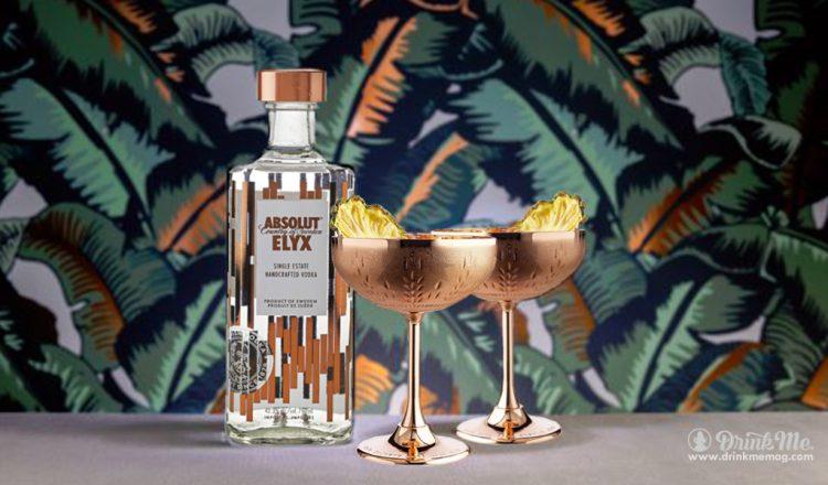 Dram & Blast drinkmemag.com drink me Absolut Holiday Cocktails