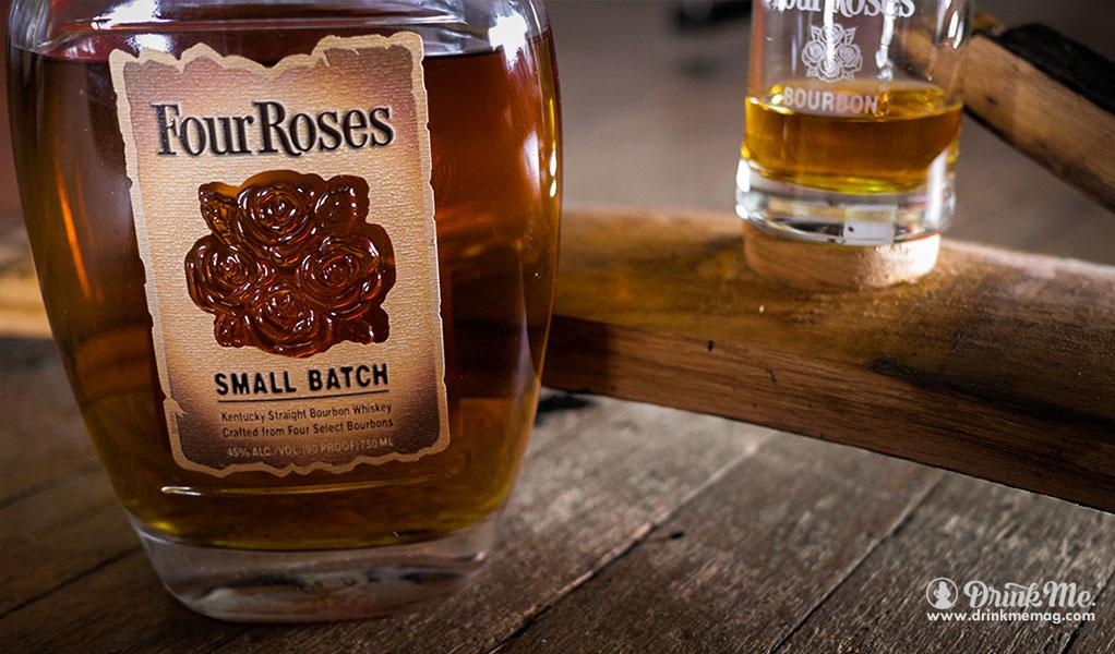 Four Roses Bourbon drinkmemag.com drink me Four Roses Bourbon