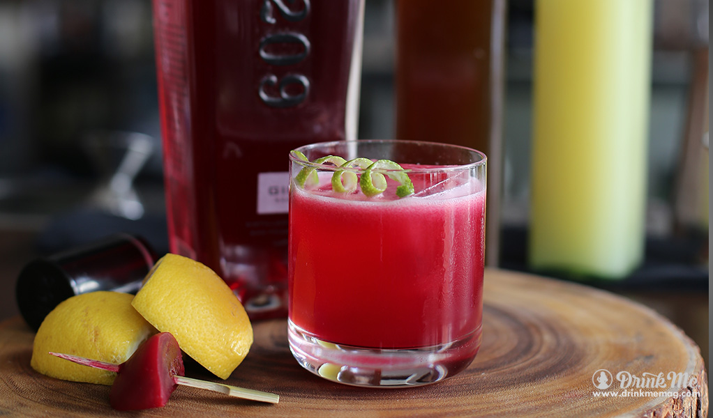 Krampus Indulges drinkmemag.com drink me 209 Gin Holiday Cocktails