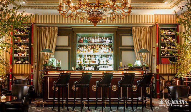 Shangri-La Hotel, Paris- Bar Botaniste-©Skiss drinkmemag.com drink me Shangri-La