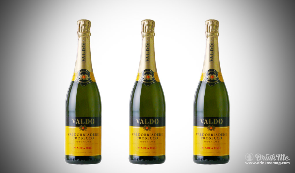 Valdo Prosecco Valdobbiadene Superiore Marca Oro drinkmemag.com drink me Vivino Proseccos