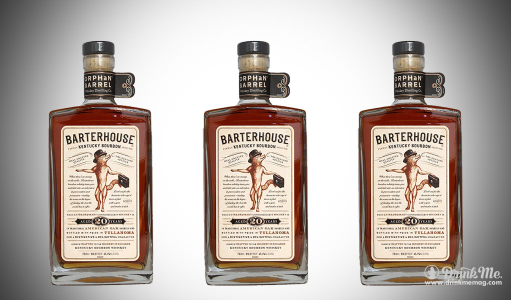 Baterhouse 20 Years Old drinkmemag.com drink me Top Bourbon over $150