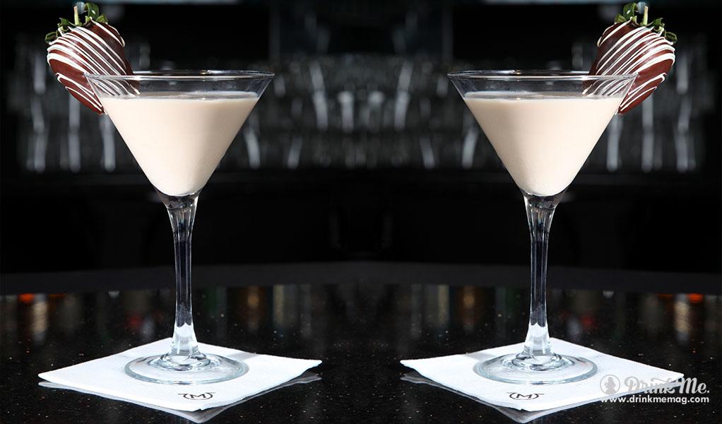 Chocolate Martini drinkmemag.com drink me Chocolate Cocktails