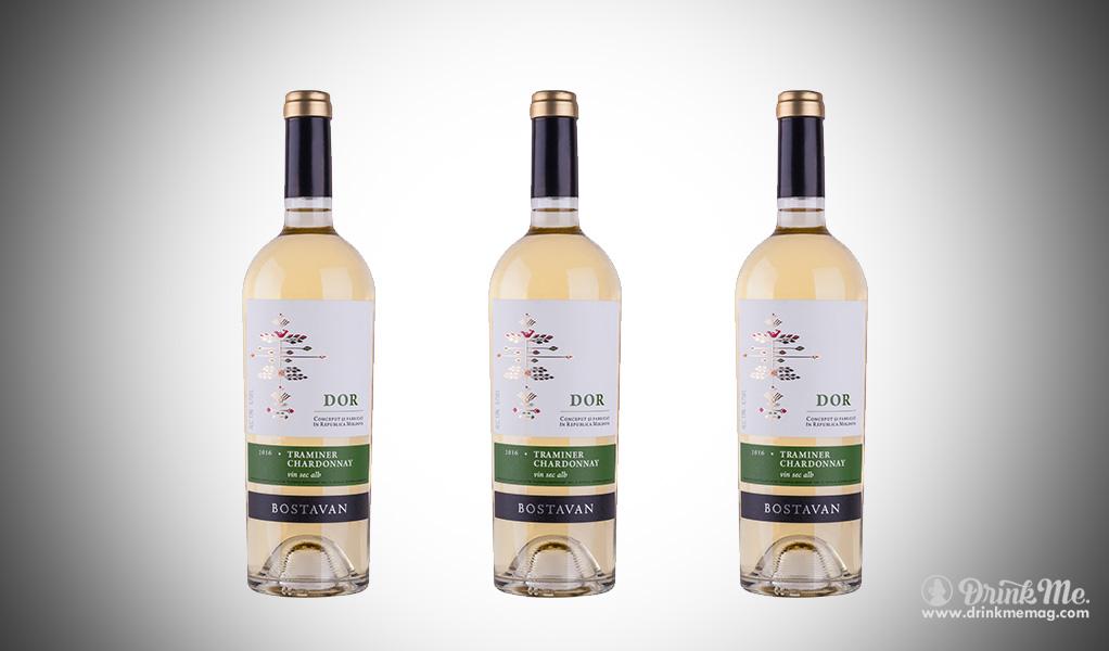DOR Traminer Chardonnay drinkmemag.com drink me Moldova Wines