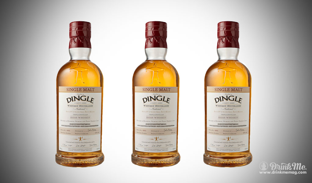 Dingle Single Malt Whiskey drinkmemag.com drink me Dingle Single Malt Whiskey