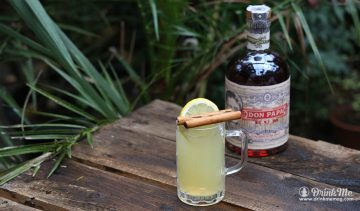 Don Papa Rum Don Toddy drinkmemag.com drink me National Hot Toddy Day